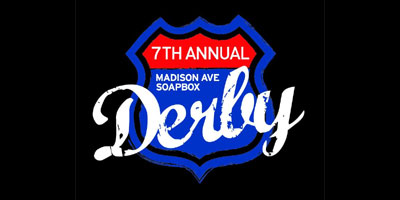 Madison Ave Soapbox Derby