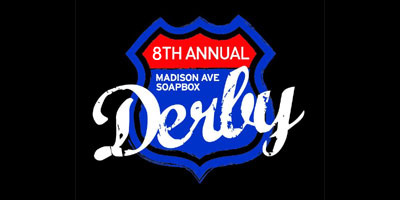 8th Annual Madison Soapbox Derby - October 6, 2018