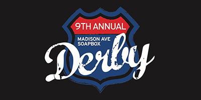 9th Annual Madison Ave Soapbox Derby - October 5, 2019